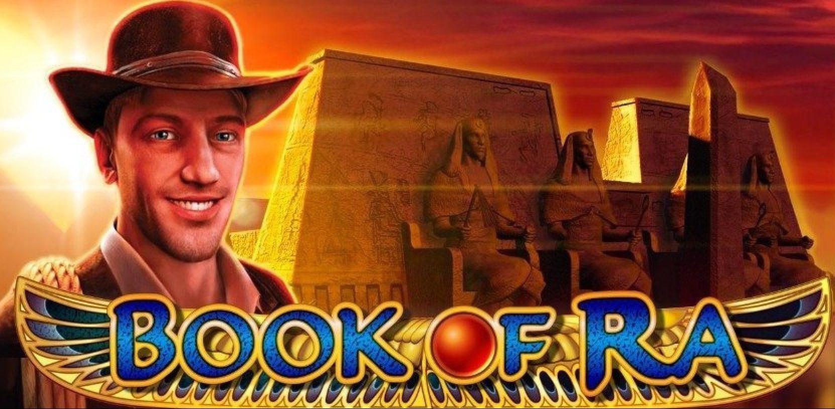 Book of Ra в Рубет